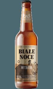 białe noce piwo