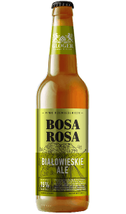 bosa rosa małe piwo
