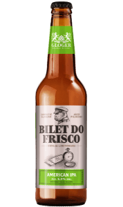 gloger piwo bilet do frisco