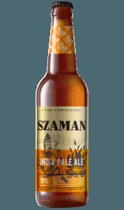 szaman butelka