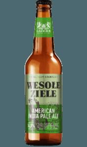 wesołe ziele piwo małe
