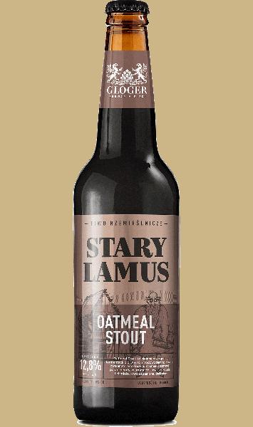 stary lamus oameal stout