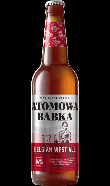 atomowa babka butelka