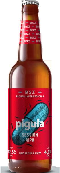 butelka piwo piguła