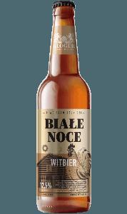 białe noce małe piwo